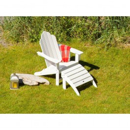 POLYWOOD® Long Island Adirondack 2-Piece Set