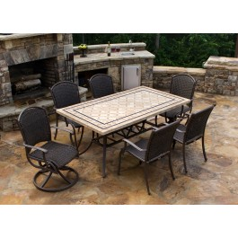 Marquesas 7-Piece Dining Collection
