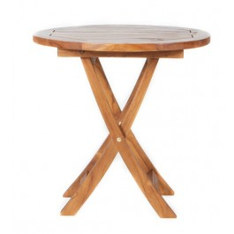 Java Teak Side Table