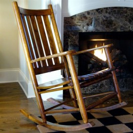 The 5 Farm Road Rocking Chair