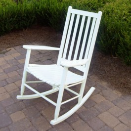 Adult Full-Slat Back Rocker