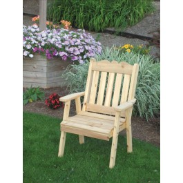 Royal English Dining Chair - Cedar