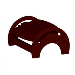 Cherry Nursing Stool