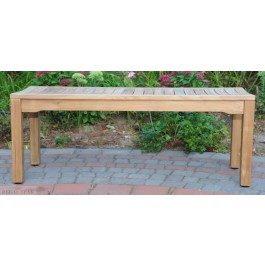 Rosemont Teak Backless Bench, 6 sizes Available