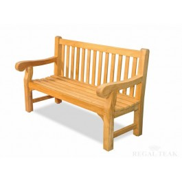 Hyde Park Bench, 4 Sizes Available