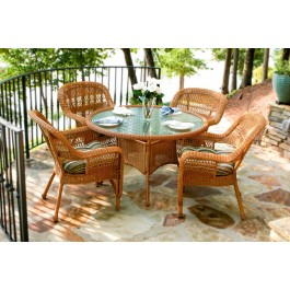 Portside 5-Piece Dining Set