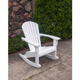 POLYWOOD® Seashell Rocker