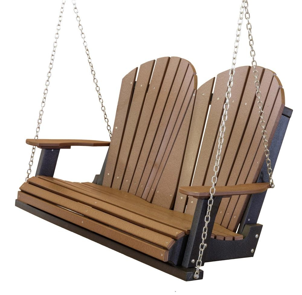 Heritage 2 Seat Porch Swing The Rocking Chair Company