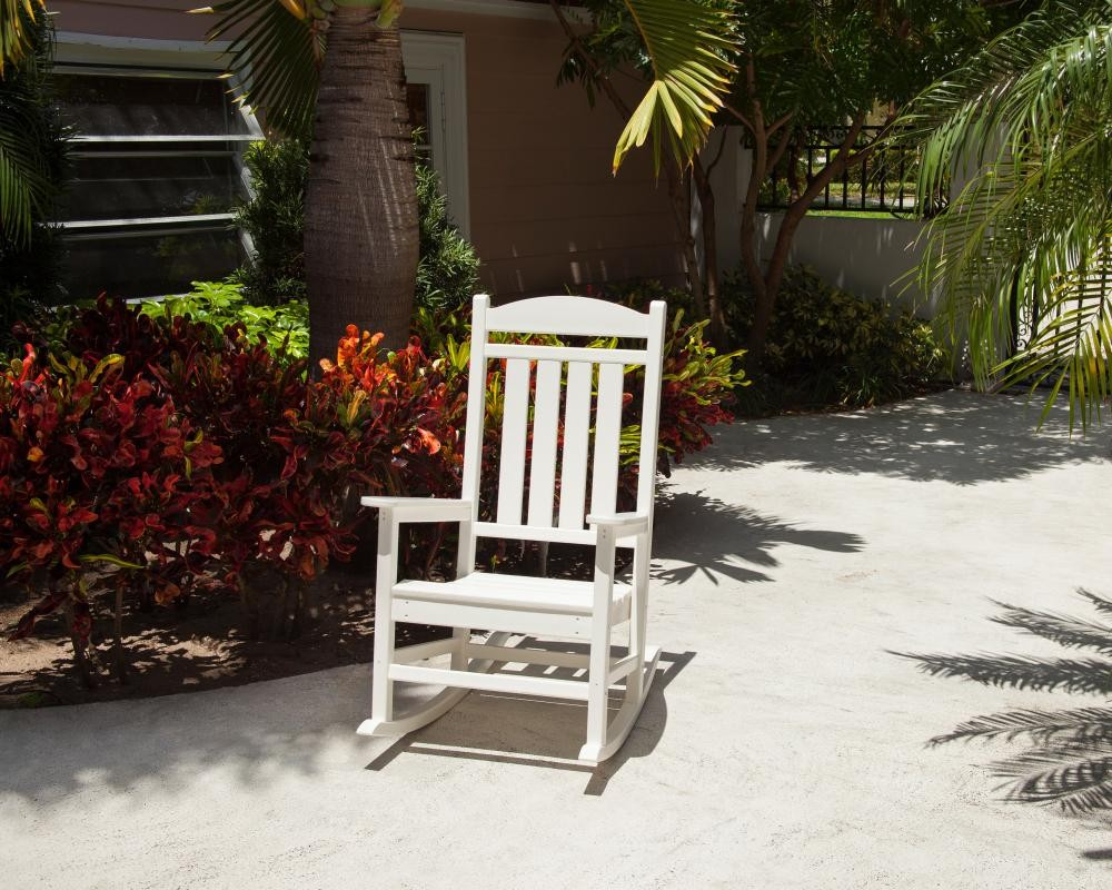 Polywood 174 Presidential Outdoor Rocking Chair The Rocking