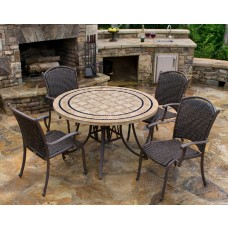 Marquesas 5-Piece Dining Collection