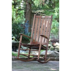 The Bob Timberlake Cottage Rocker - Hickory