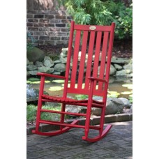 The Bob Timberlake Cottage Rocker - Barn Door Red