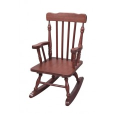 Child's Colonial Rocking Chair - Cherry