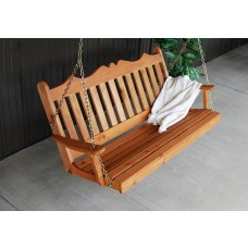 Royal English Garden Swing - Cedar