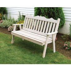 Royal English Garden Bench - Cedar