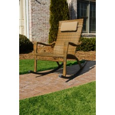 Maracay All-Weather Wicker Rocking Chair