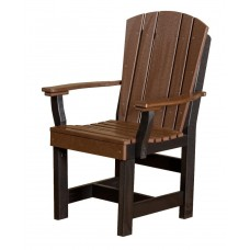 Heritage Dining Chair with Arms