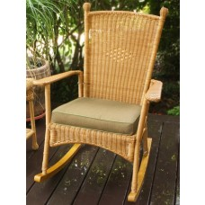 Portside Classic Rocking Chair Southwest Amber