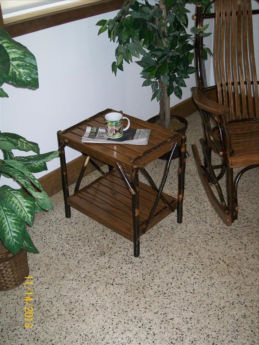 Walnut Stain and Finish